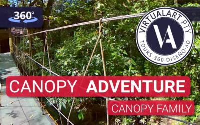 Tour · Canopy Adventure