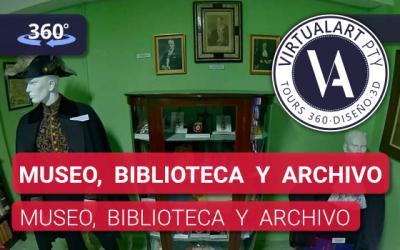 Tour · Ricardo J. Alfaro, Museo, Biblioteca y Archivo